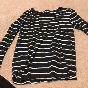 Long sleeves tee shirt